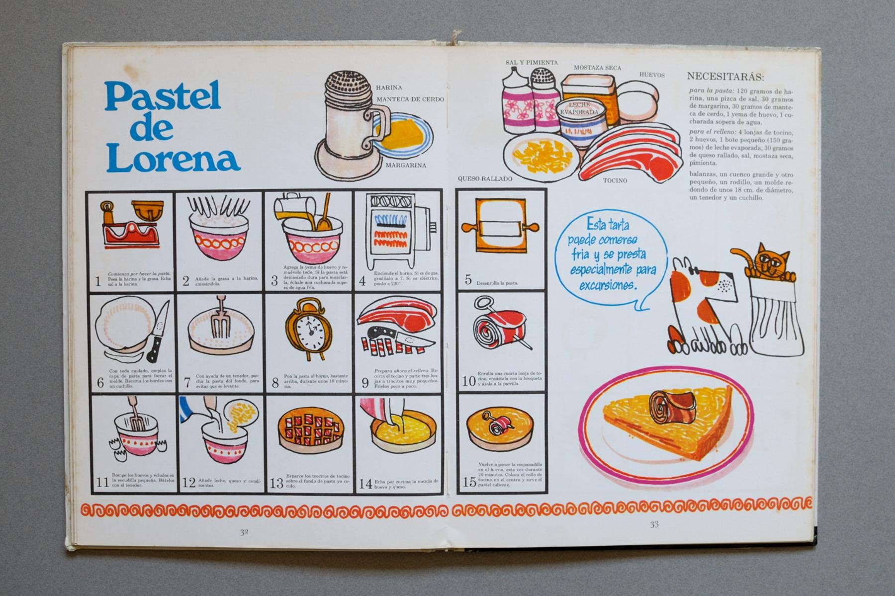 En casa. Libros cocina
