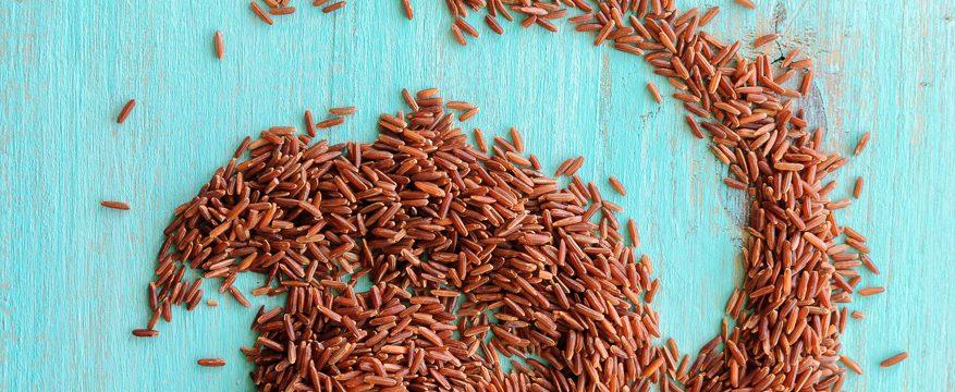 arroz rojo rubí