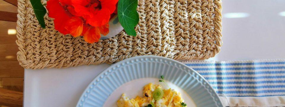 desayuno de confinamiento